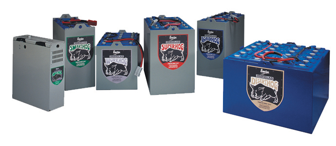 Weldex IronClad Batteries