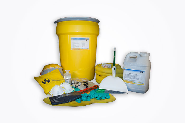 Spill Containment & Cleanup
