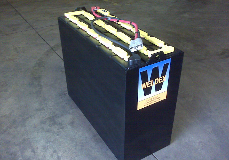 Weldex Battery Rental